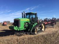 Equipment photo DEERE & CO. 9520T AGRARISCHE TRACTOREN 1