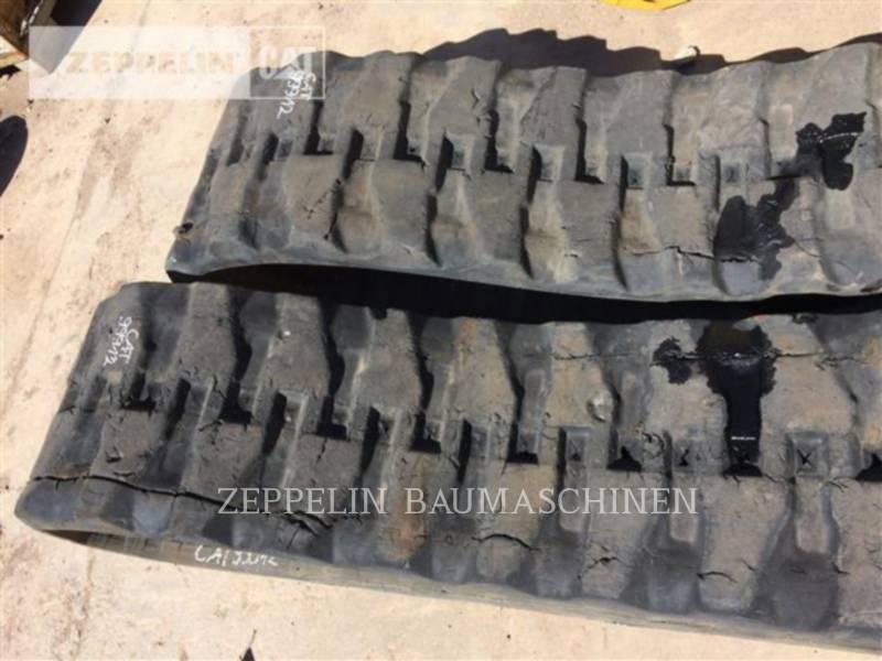 CATERPILLAR MISCELLANEOUS / OTHER EQUIPMENT GUMMIKETTEN 308DCR equipment  photo 5