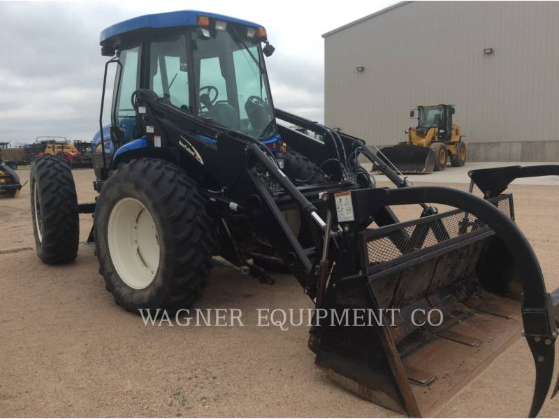 NEW HOLLAND LTD. TRACTEURS AGRICOLES TV6070 equipment  photo 2