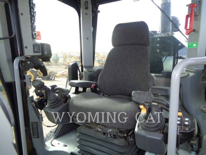 CATERPILLAR MOTONIVELADORAS 160M2 AWD equipment  photo 5