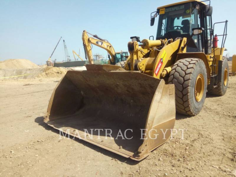 CATERPILLAR CARGADORES DE RUEDAS 950 H equipment  photo 2