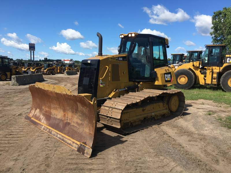 Caterpillar TRACTOARE CU ŞENILE D6K2LGP equipment  photo 1