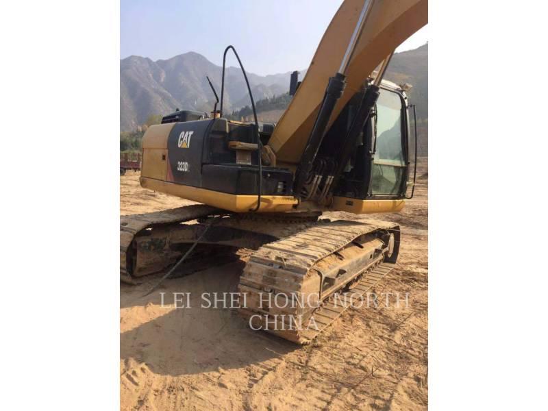 CATERPILLAR 履带式挖掘机 320D2 equipment  photo 4