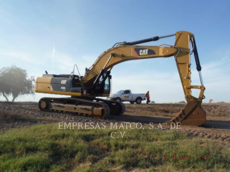 CATERPILLAR TRACK EXCAVATORS 336D2L equipment  photo 1