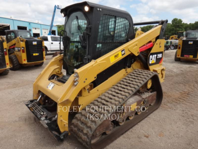 CATERPILLAR SKID STEER LOADERS 299DSTD2CA equipment  photo 2