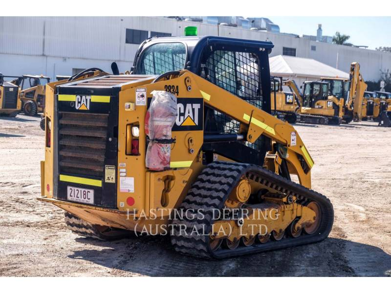 CATERPILLAR SKID STEER LOADERS 279D C2 equipment  photo 8