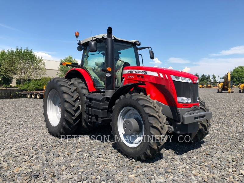 AGCO-MASSEY FERGUSON AG TRACTORS MF8727 equipment  photo 2