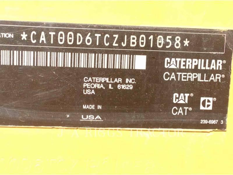 CATERPILLAR TRACK TYPE TRACTORS D6TLGP AG equipment  photo 9