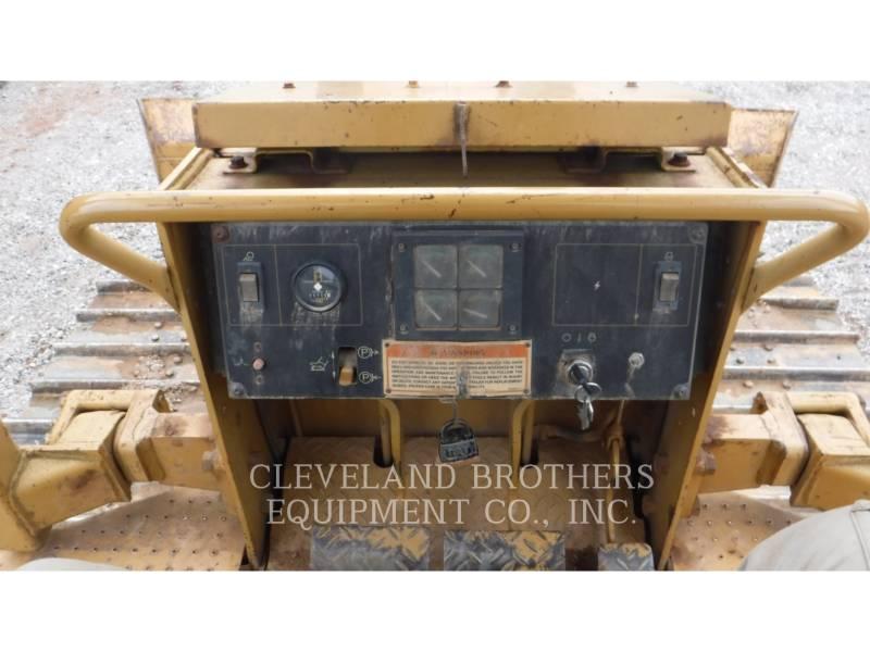CATERPILLAR TRATORES DE ESTEIRAS D4C LGP equipment  photo 6