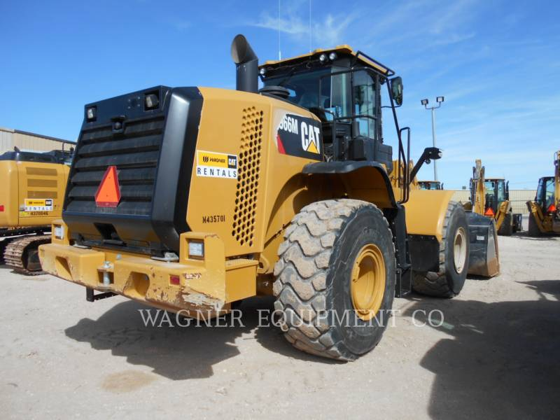 CATERPILLAR CARGADORES DE RUEDAS 966M FC equipment  photo 3