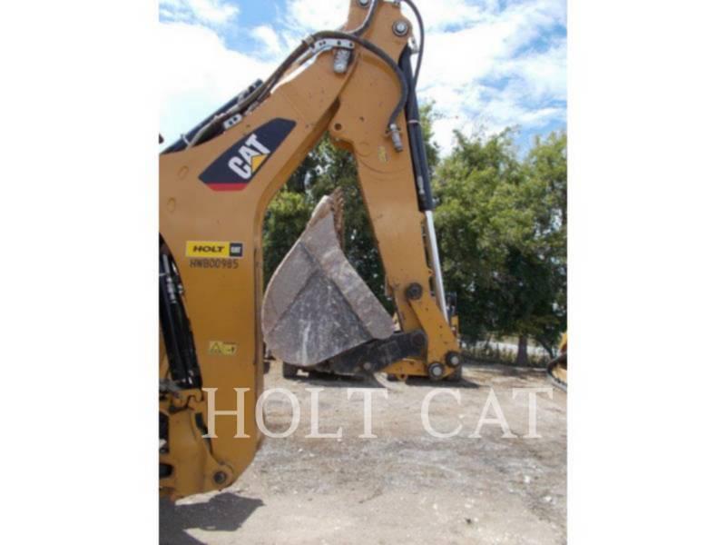 CATERPILLAR BACKHOE LOADERS 416F2ST equipment  photo 9
