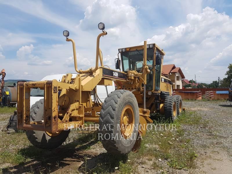 CATERPILLAR BERGBAU-MOTORGRADER 140HNA equipment  photo 1