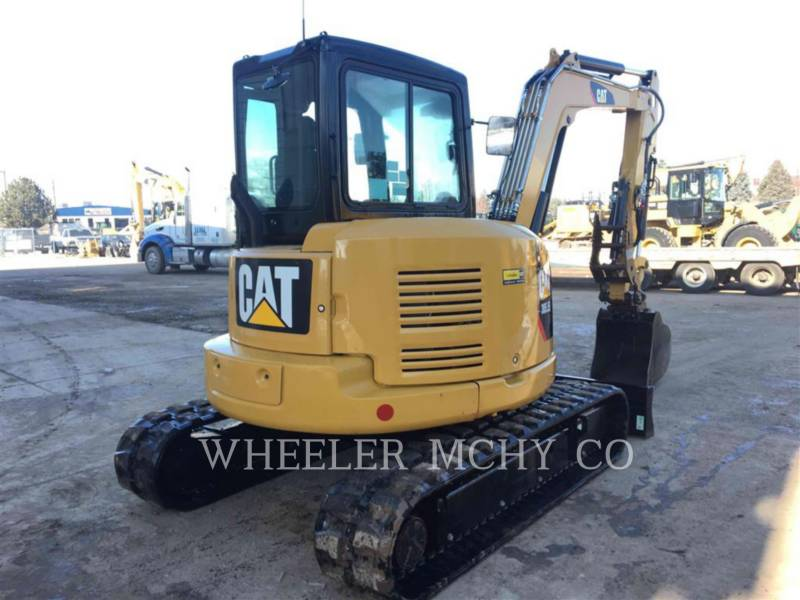 CATERPILLAR TRACK EXCAVATORS 305.5E2C3T equipment  photo 3