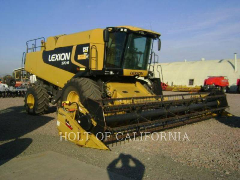 LEXION COMBINE COMBINES 570R GT10585 equipment  photo 3