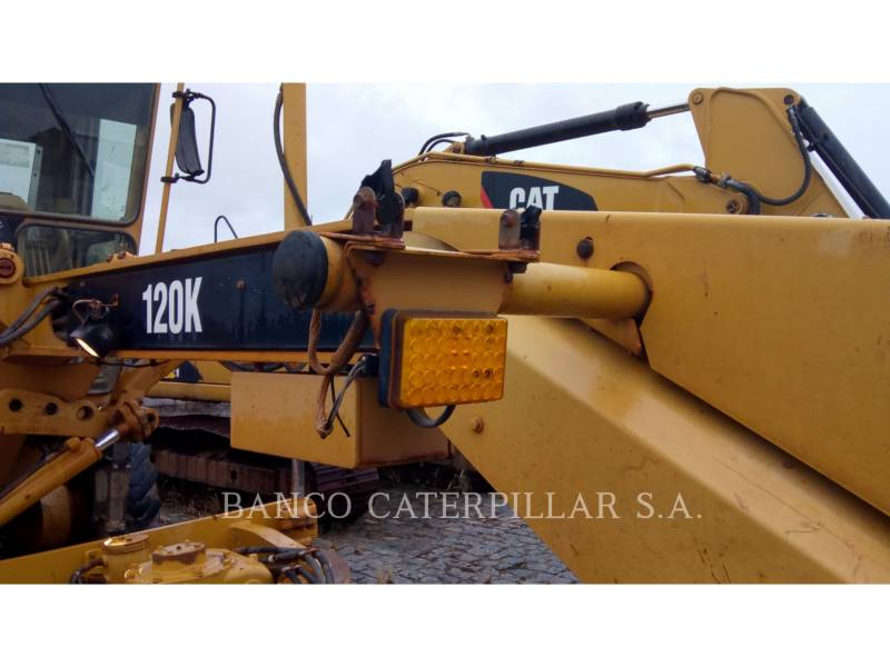 CATERPILLAR MOTORGRADER 120K equipment  photo 12