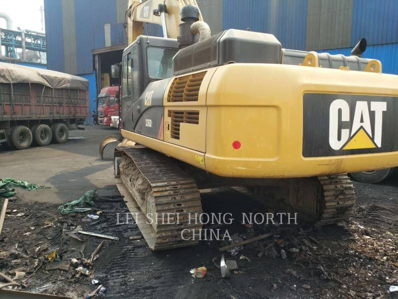 CATERPILLAR TRACK EXCAVATORS 336D2 equipment  photo 9
