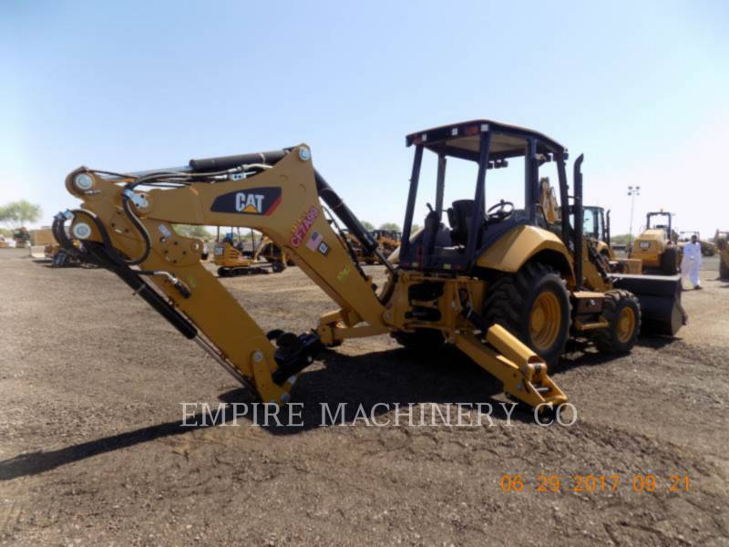 CATERPILLAR CHARGEUSES-PELLETEUSES 420F2 equipment  photo 2