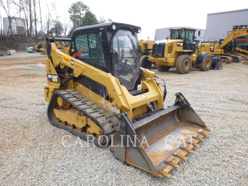 CATERPILLAR 履帯式ローダ 259D CB equipment  photo 6
