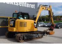 CATERPILLAR PELLES SUR CHAINES 308E equipment  photo 1