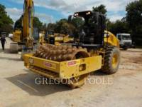 Equipment photo CATERPILLAR CP-54B VIBRATORY SINGLE DRUM PAD 1