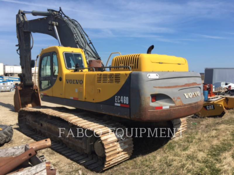 VOLVO EXCAVATOARE PE ŞENILE EC460 equipment  photo 4