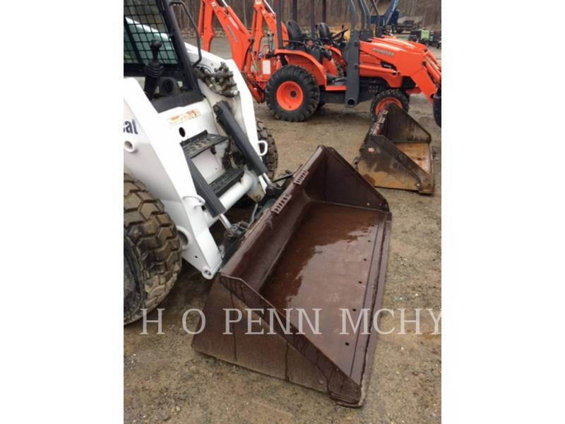 BOBCAT SKID STEER LOADERS S250 equipment  photo 6