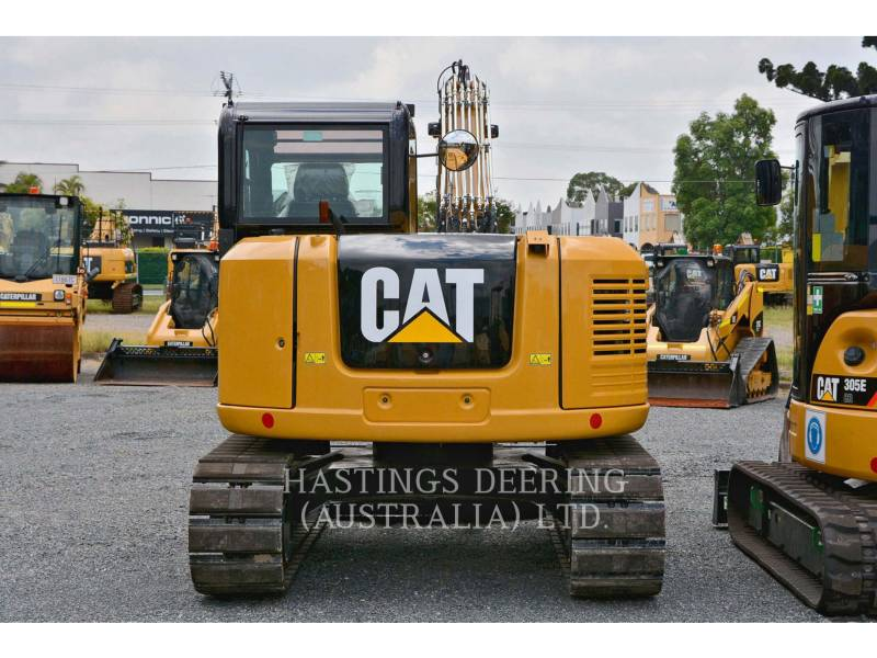 CATERPILLAR PELLES SUR CHAINES 308E2CR equipment  photo 7