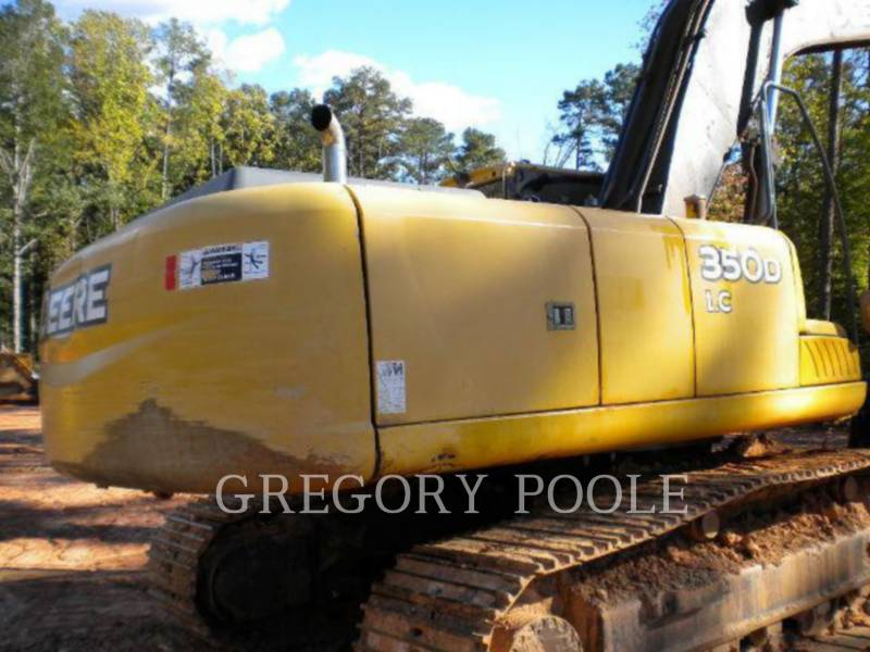 JOHN DEERE ESCAVADEIRAS 350D LC equipment  photo 11