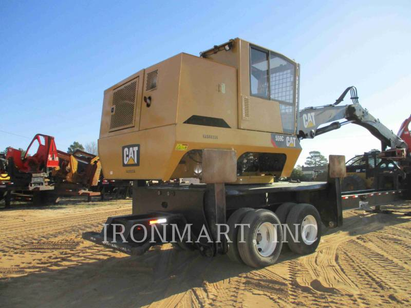 CATERPILLAR CARGADOR FORESTAL 559CDS equipment  photo 20