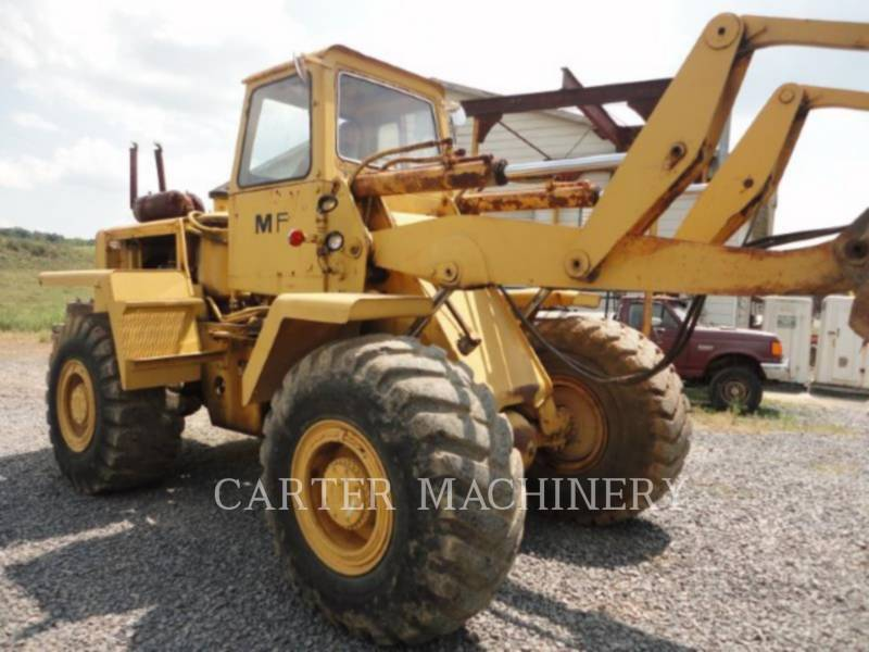 MASSEY HARRIS WHEEL LOADERS/INTEGRATED TOOLCARRIERS MF66 equipment  photo 2