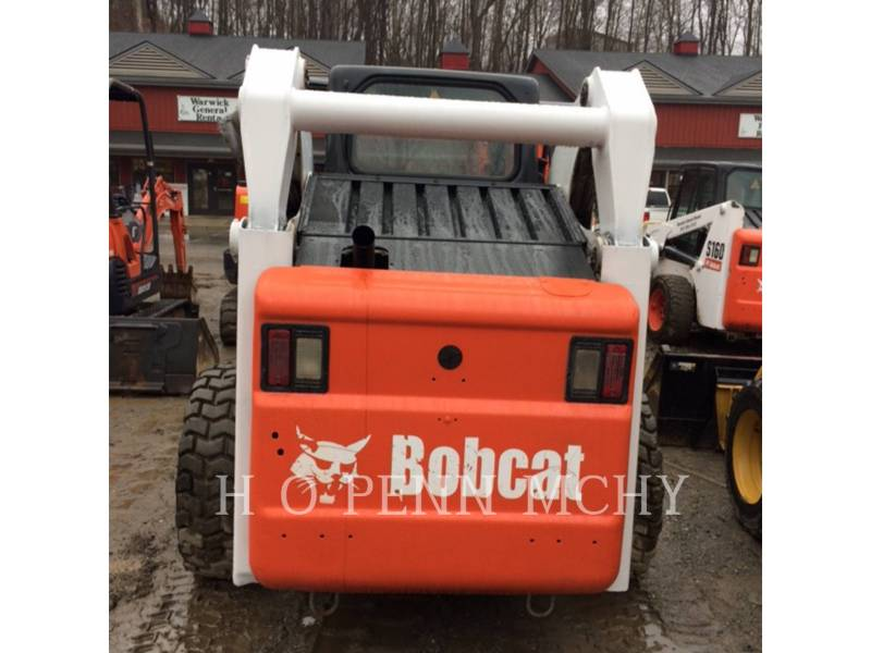 BOBCAT SKID STEER LOADERS S250 equipment  photo 5