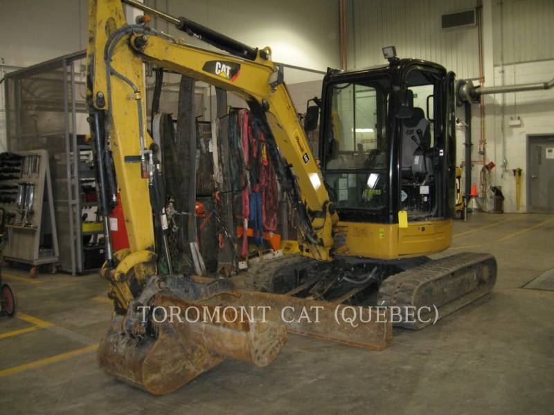 CATERPILLAR トラック油圧ショベル 304DCR equipment  photo 2