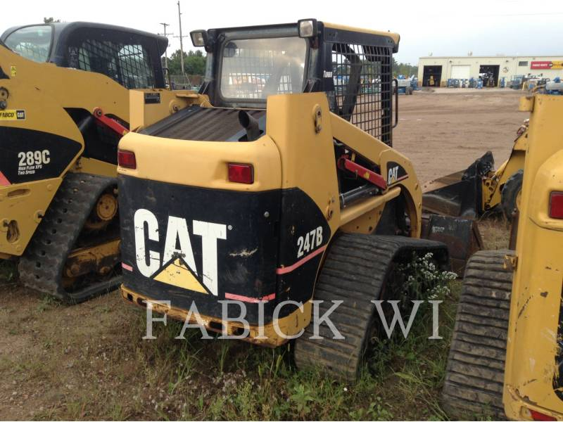 CATERPILLAR 多様地形対応ローダ 247B equipment  photo 14