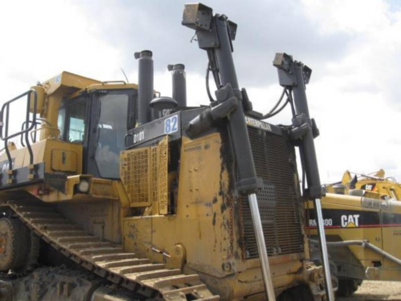 CATERPILLAR TRACK TYPE TRACTORS D10T equipment  photo 18