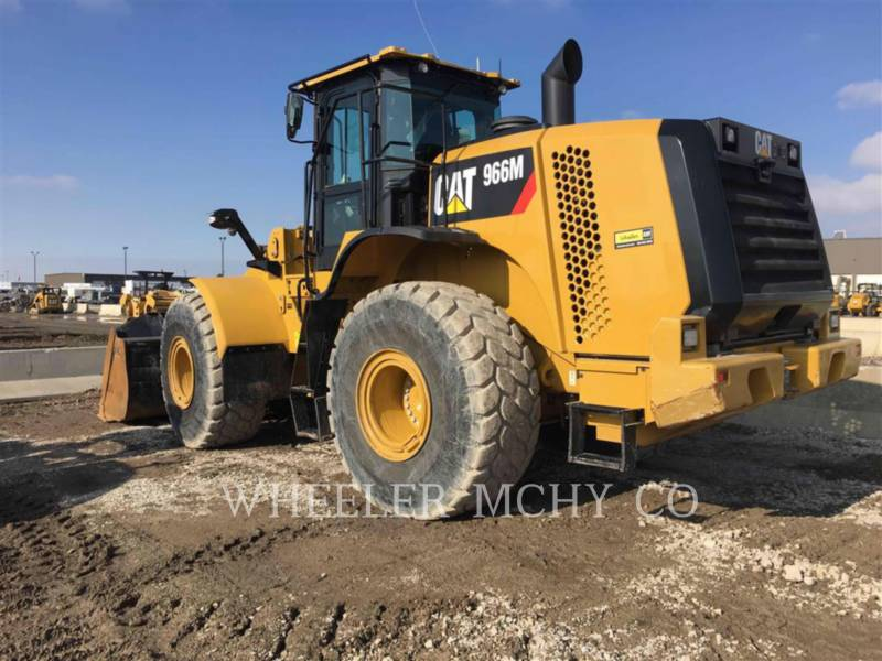 CATERPILLAR CARGADORES DE RUEDAS 966M QC equipment  photo 4
