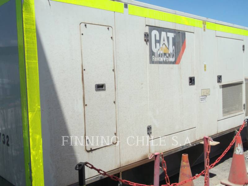 OLYMPIAN CAT STATIONARY GENERATOR SETS C15 equipment  photo 3
