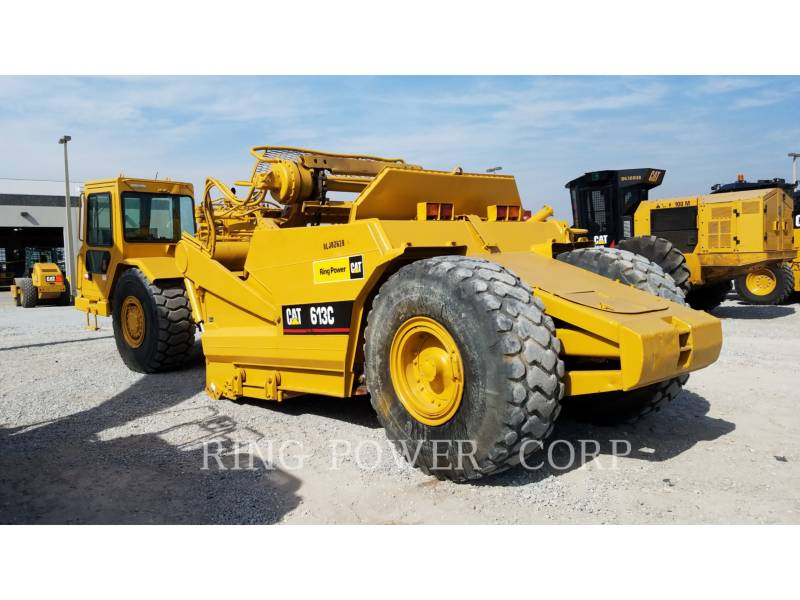CATERPILLAR MOTOESCREPAS 613C equipment  photo 3