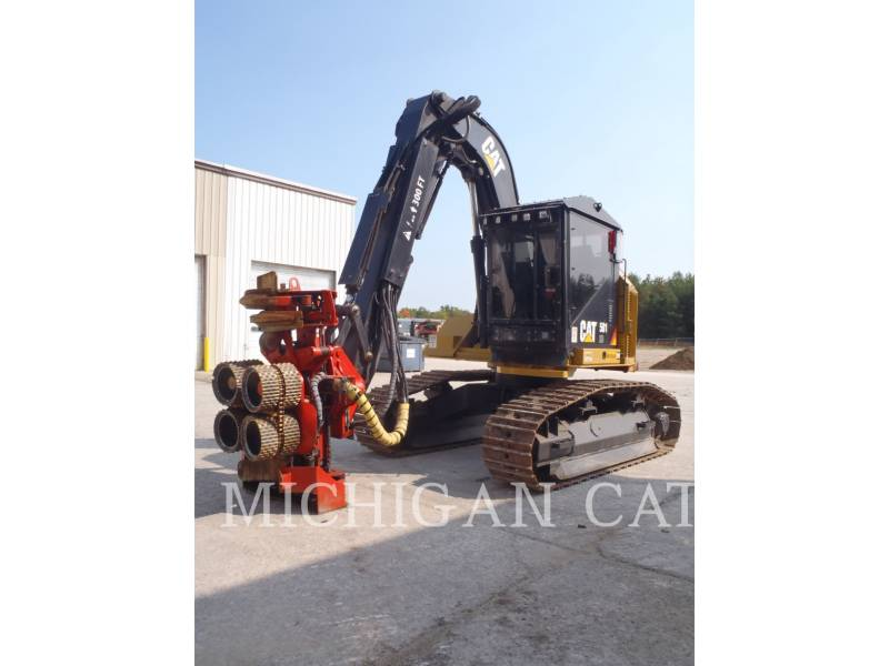 CATERPILLAR MACHINE FORESTIERE 501HD equipment  photo 1