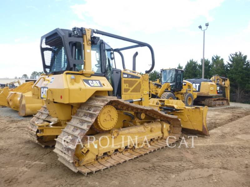 CATERPILLAR TRACTORES DE CADENAS D6N CB LGP equipment  photo 1