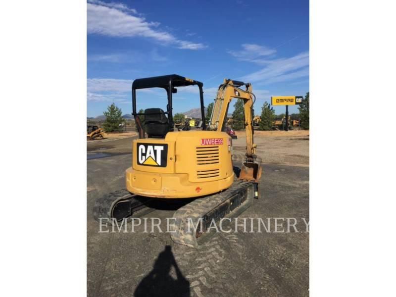 CATERPILLAR TRACK EXCAVATORS 305.5E2CR equipment  photo 1