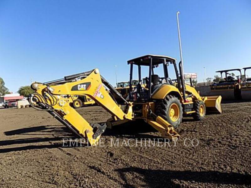 CATERPILLAR RETROEXCAVADORAS CARGADORAS 420F2 4EOP equipment  photo 2