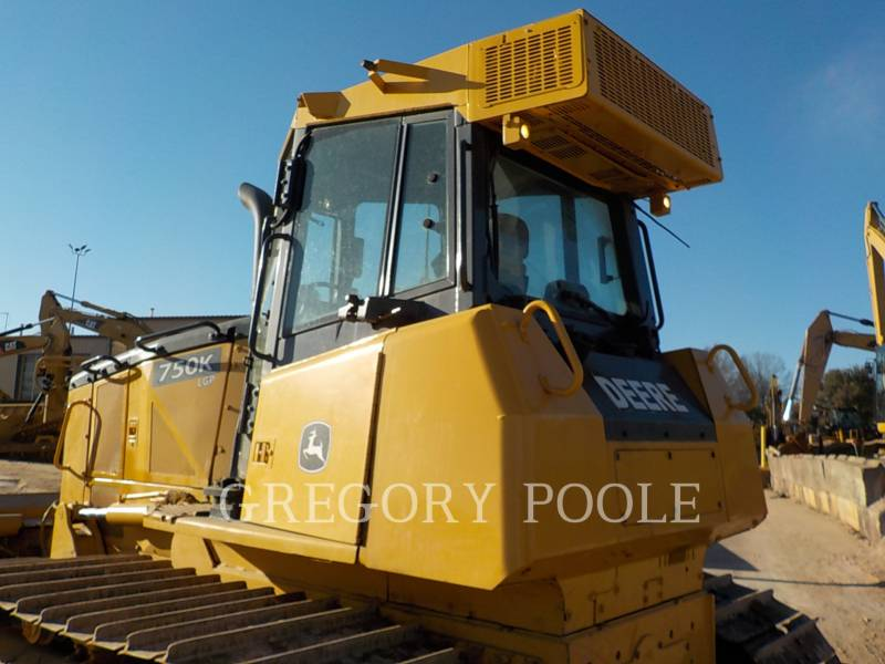 DEERE & CO. ブルドーザ 750K LGP equipment  photo 10