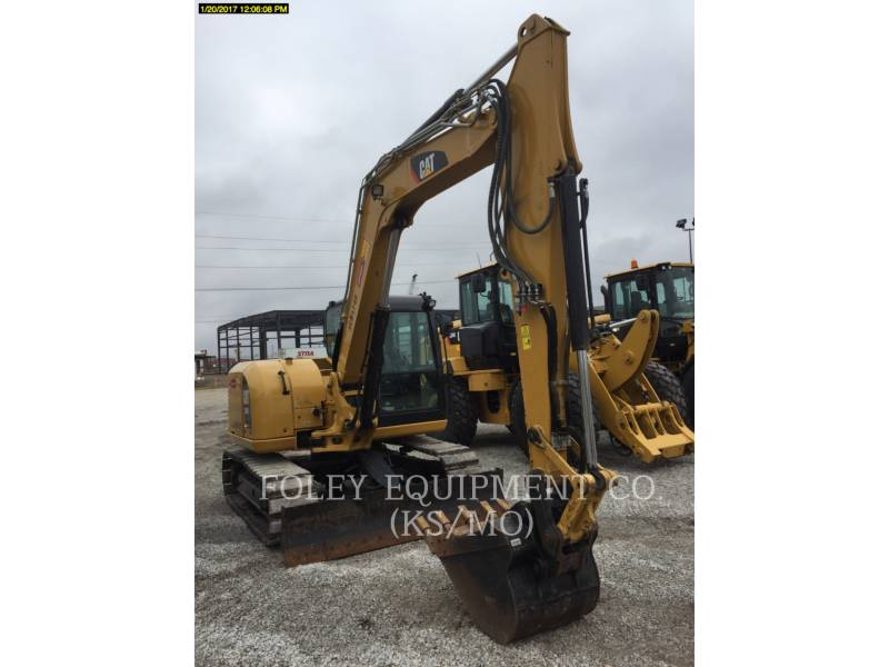 CATERPILLAR PELLES SUR CHAINES 308E2CRSBL equipment  photo 2
