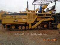 CATERPILLAR PAVIMENTADORA DE ASFALTO AP-1050 equipment  photo 2