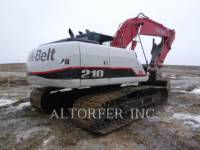 LINK-BELT CONST. TRACK EXCAVATORS 210X2 equipment  photo 3