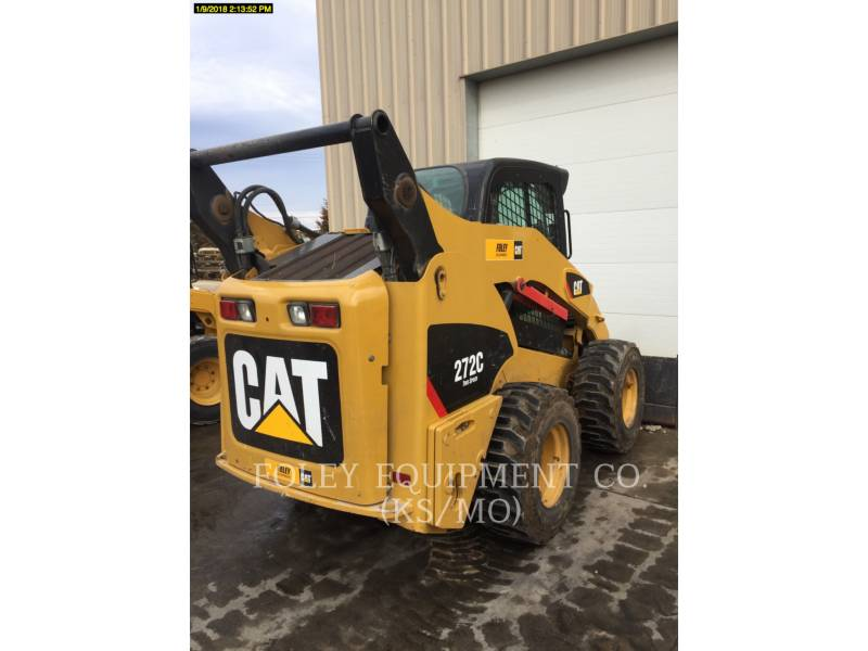 CATERPILLAR CHARGEURS COMPACTS RIGIDES 272CSTD2CA equipment  photo 4