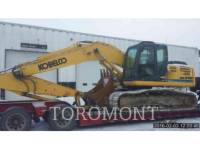 Equipment photo KOBELCO/KOBE STEEL LTD SK210 EXCAVATOARE PE ŞENILE 1