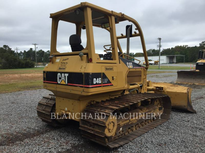 CATERPILLAR TRACTEURS SUR CHAINES D4GLGP equipment  photo 4