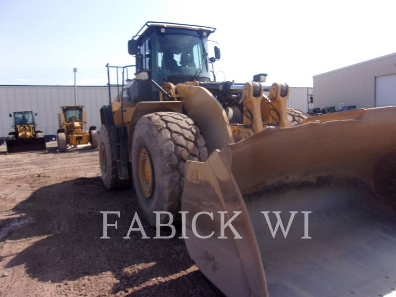 CATERPILLAR WHEEL LOADERS/INTEGRATED TOOLCARRIERS 980K4 equipment  photo 3