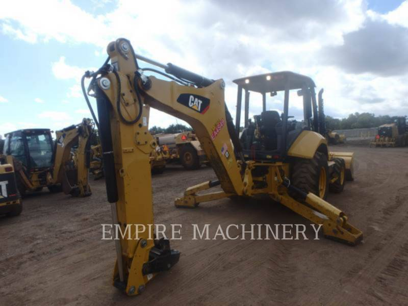 CATERPILLAR BACKHOE LOADERS 416F2ST equipment  photo 2